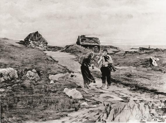 «Blæst» – Fredrik Kolstø