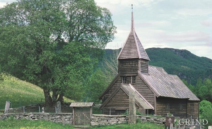 Holdhus kyrkje, Fusa