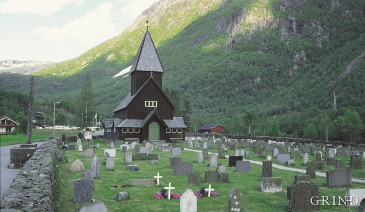 Stavkyrkja i Røldal