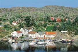 Gisøya, Bømlo