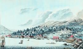 Prospectus Damsgård, Bergen