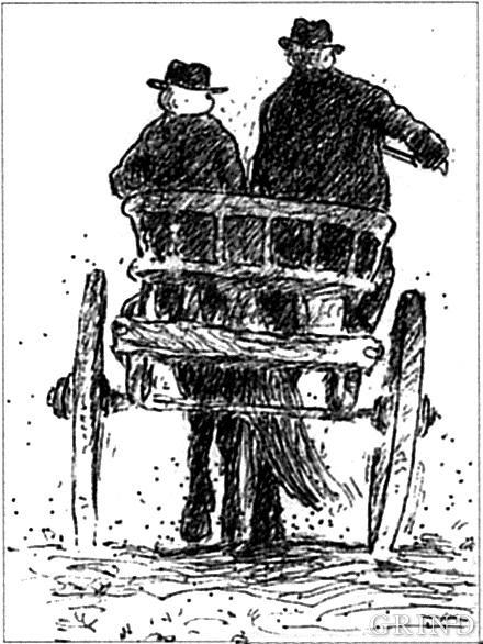 Edvard Grieg og Sjur Helgeland