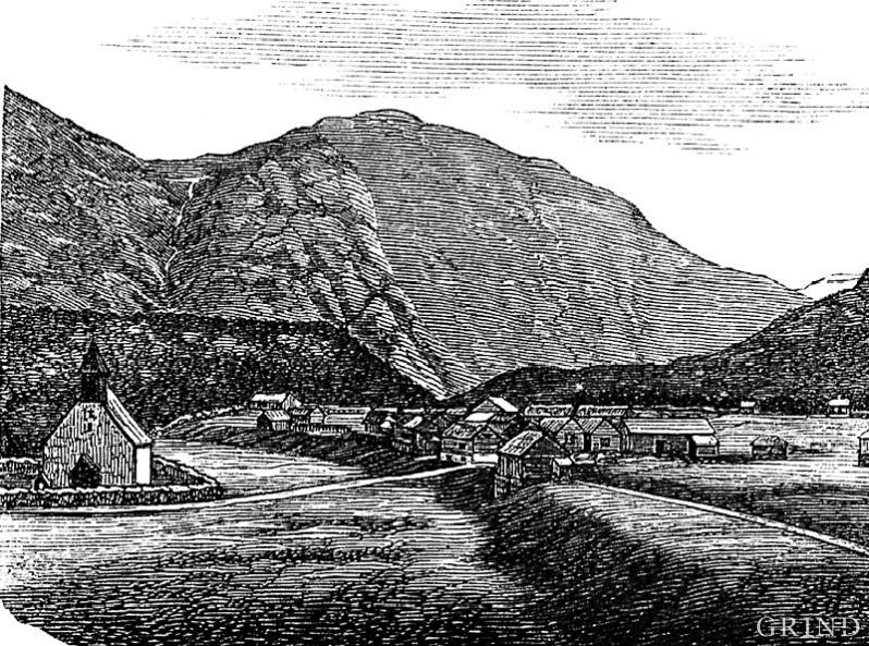Terrassane i Eidfjord