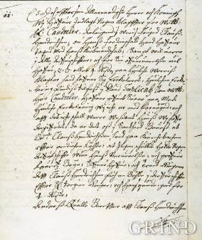 Supplikk frå bønder på Voss datert 14. mai 1661