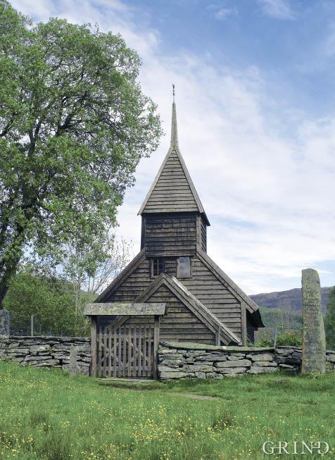 Kirken på Holdhus