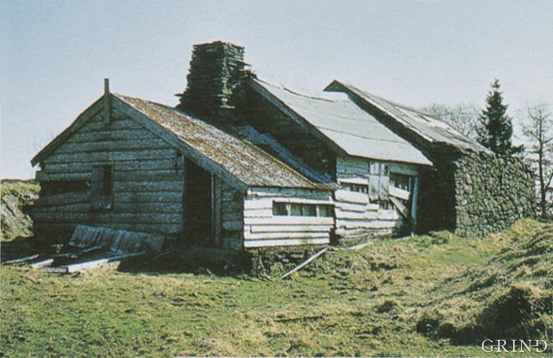 Langhuset på Risa