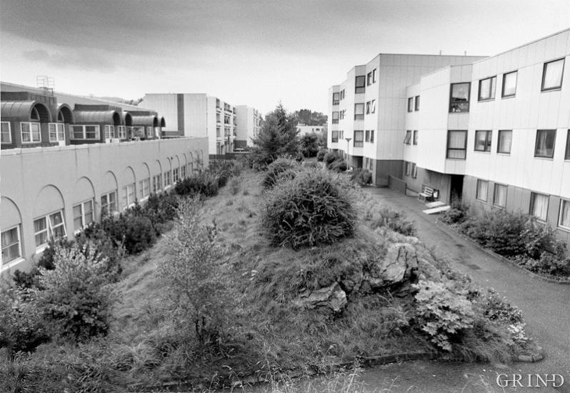 Åsane i 1986