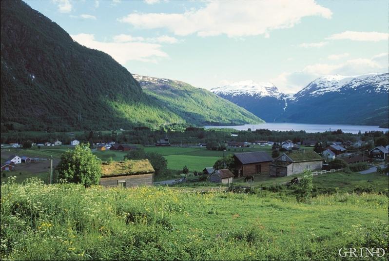 Bygdetunet i Røldal