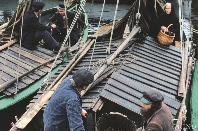 Potetbåtene fra Fitjar