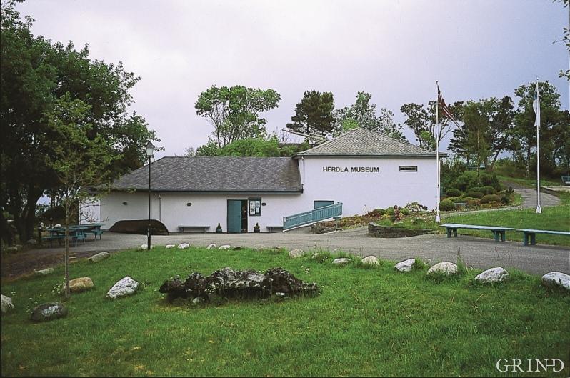 Herdla Museum, Askøy.
