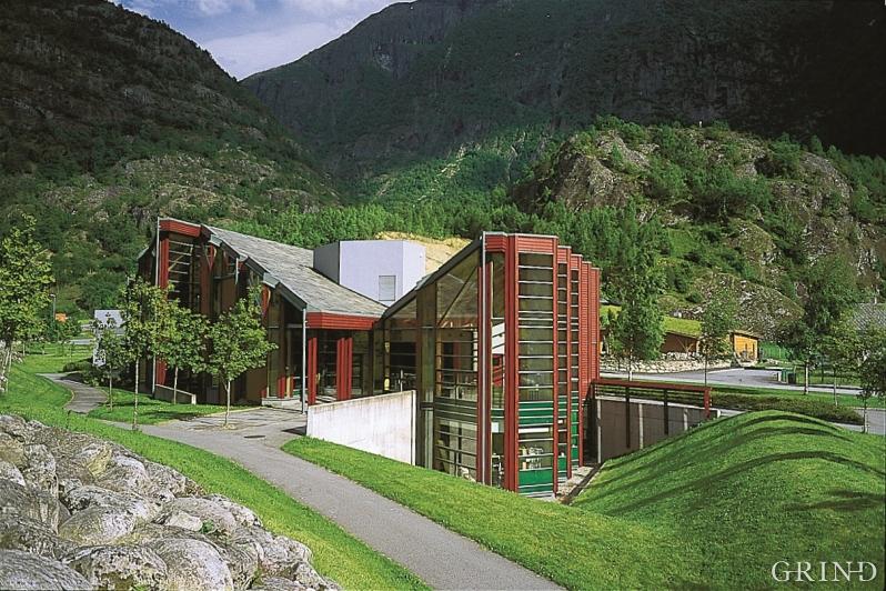 Hardangervidda Natursenter, Eidfjord.