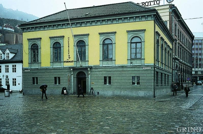 Norges Bank i Bergen